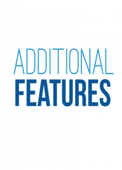 Feature Modules Available